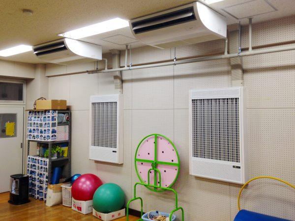 埼玉県川越市某公立学校 教室 ecowinHYBRID
