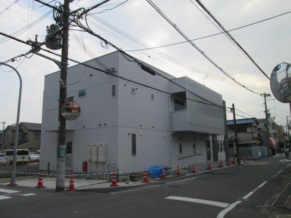 HH茨木_建物外観